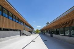 Batiments administratif et salles de cours
