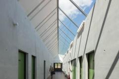Couloir salles de cours