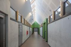 Couloirs salles de cours