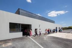 Gymnase collège Montaigne Lormont