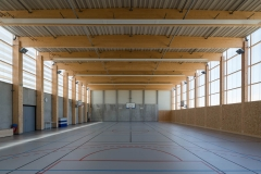 Gymnase collège Montaigne de Lormont